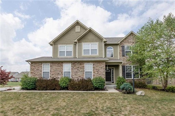 9708 Brook Meadow Drive, Fishers, IN - USA (photo 1)