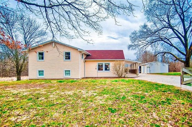 1466 S Cataract Road, Spencer, IN - USA (photo 1)
