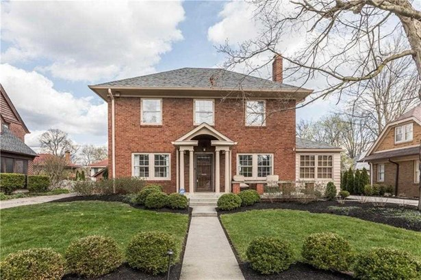 5335 N Delaware Street, Indianapolis, IN - USA (photo 1)
