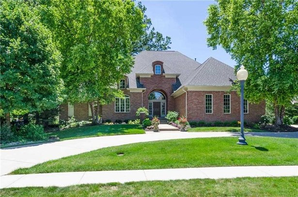 10345 High Grove Drive, Carmel, IN - USA (photo 1)