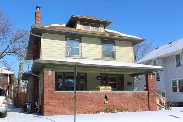 408 Ruskin Place, Indianapolis, IN - USA (photo 1)