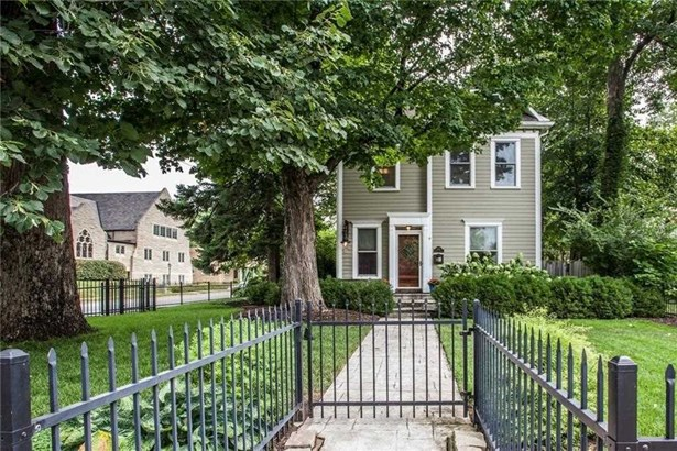 5155 N Central Avenue, Indianapolis, IN - USA (photo 1)
