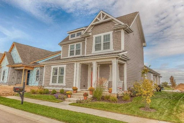 10886 Mossy Rock Drive, Fishers, IN - USA (photo 1)