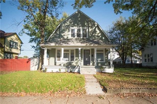 945 Tecumseh Street, Indianapolis, IN - USA (photo 1)