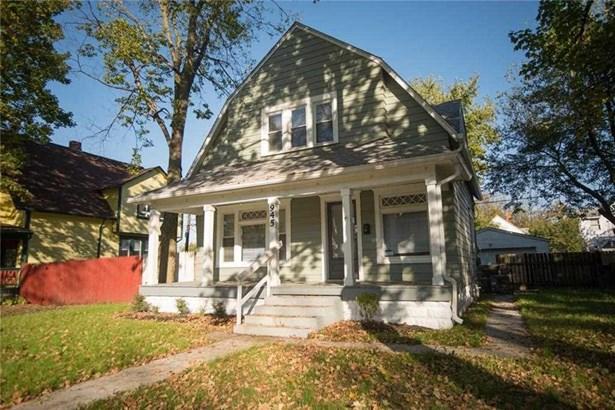 945 Tecumseh Street, Indianapolis, IN - USA (photo 2)