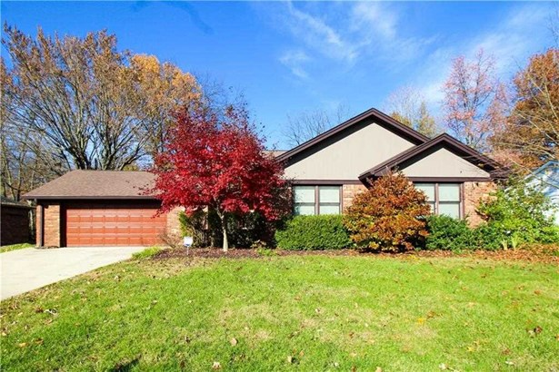 8520 Chapel Glen Drive, Indianapolis, IN - USA (photo 1)