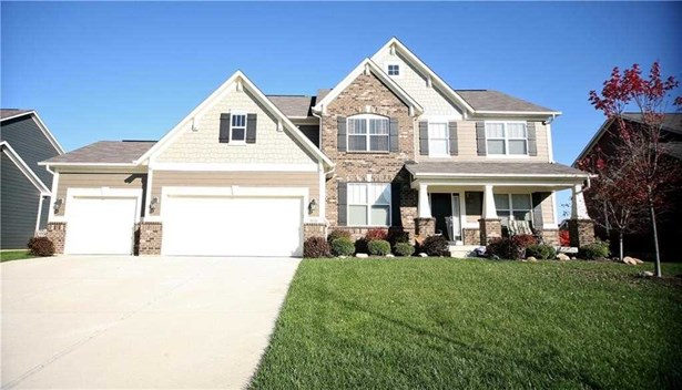 11122 Woodpark Drive, Noblesville, IN - USA (photo 2)