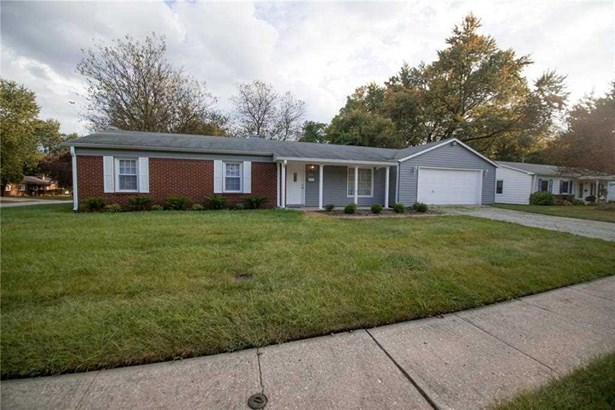 7919 E Roseway Court, Indianapolis, IN - USA (photo 1)