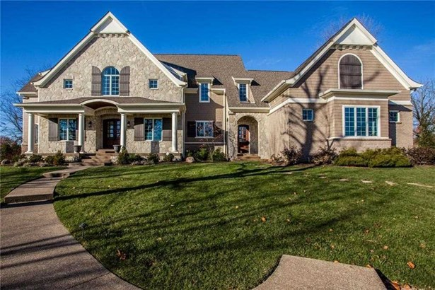 11540 Willow Springs Drive, Zionsville, IN - USA (photo 2)