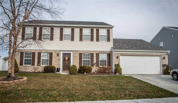 10828 Middlebrook Lane, Indianapolis, IN - USA (photo 1)