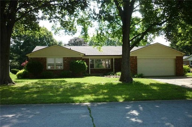 421 Claymont Court, Indianapolis, IN - USA (photo 1)