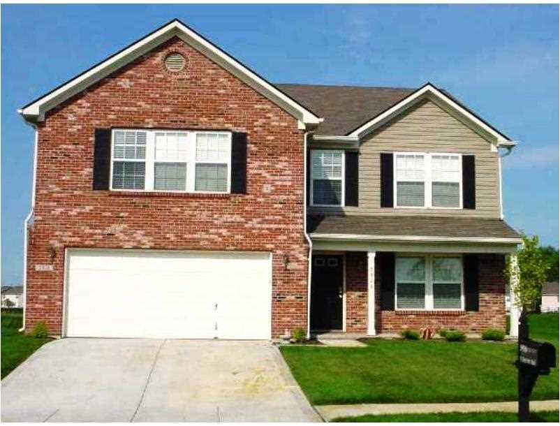 5916 W Deerview Bend, Mccordsville, IN - USA (photo 1)