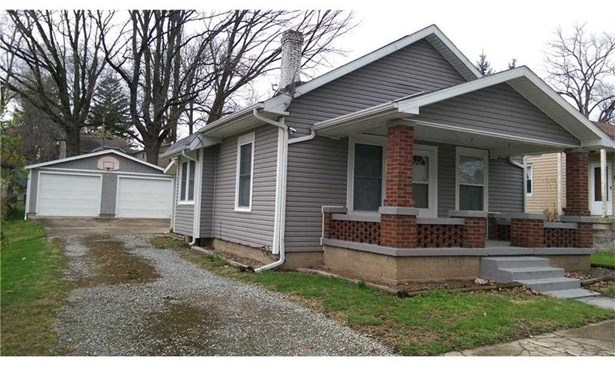 142 S Adams Street, Knightstown, IN - USA (photo 1)