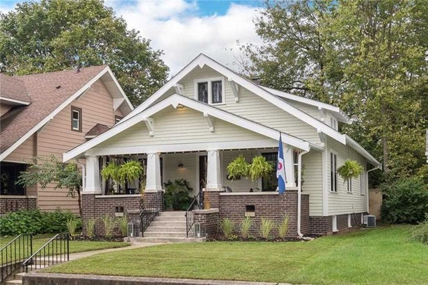 36 N Webster Avenue, Indianapolis, IN - USA (photo 1)