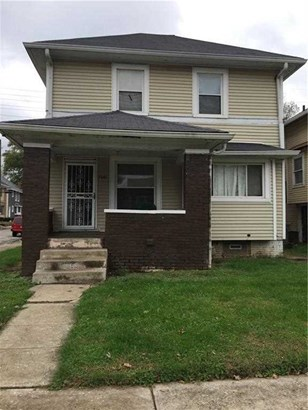 225 W 31st Street, Indianapolis, IN - USA (photo 1)