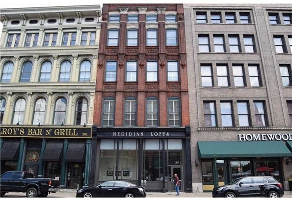207 S Meridian Street 4a, Indianapolis, IN - USA (photo 1)