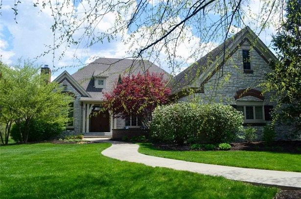 1 Stone Wall Lane, Zionsville, IN - USA (photo 1)