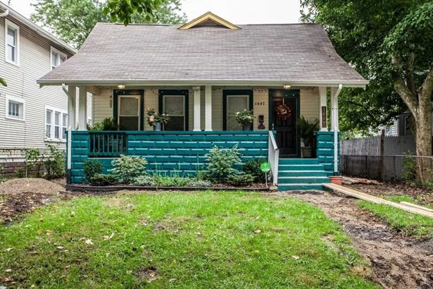 1447 Woodlawn Avenue, Indianapolis, IN - USA (photo 2)