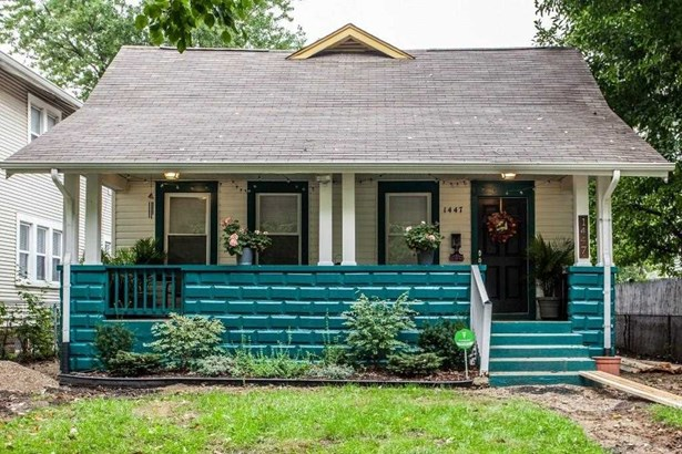 1447 Woodlawn Avenue, Indianapolis, IN - USA (photo 3)