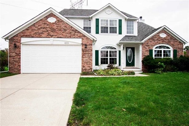 4225 Crooked Meadows Court, Indianapolis, IN - USA (photo 1)