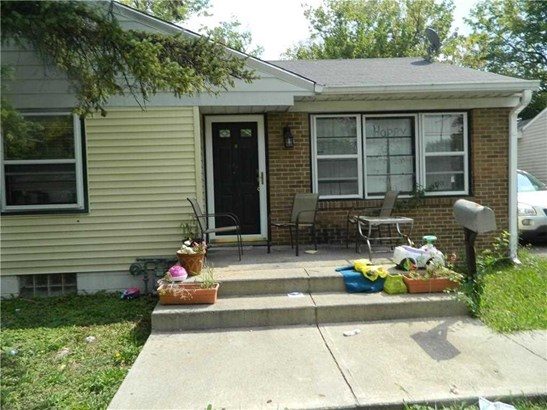 3611 N Dequincy Street, Indianapolis, IN - USA (photo 1)
