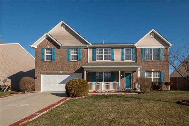 10854 Greenleaf Drive, Indianapolis, IN - USA (photo 1)