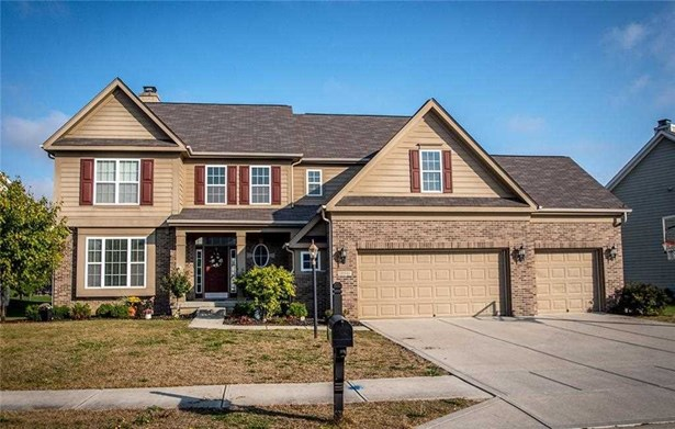 10946 Blooming Orchard Drive, Fishers, IN - USA (photo 1)