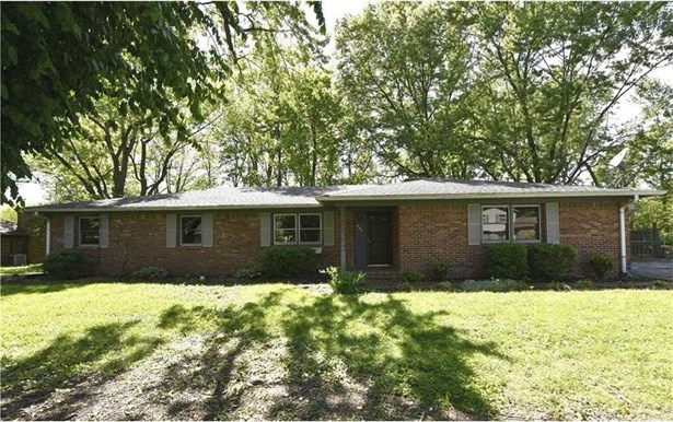 4548 Melbourne Road, Indianapolis, IN - USA (photo 1)