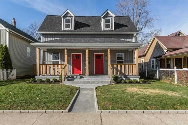 844 Wright Street, Indianapolis, IN - USA (photo 1)