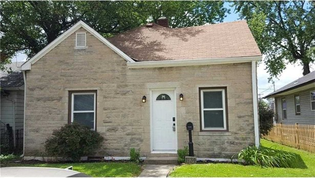 1734 N Oxford Street, Indianapolis, IN - USA (photo 1)