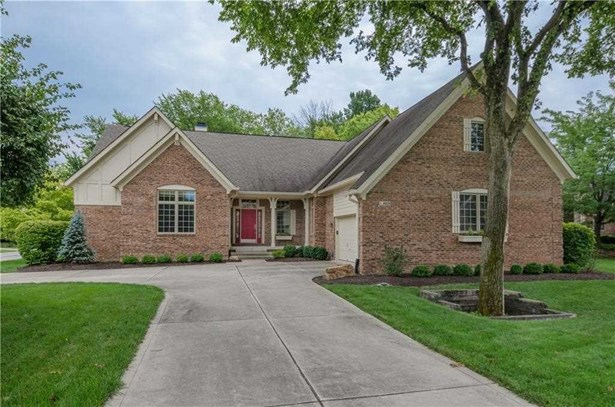 8009 Oakhaven Place, Indianapolis, IN - USA (photo 1)