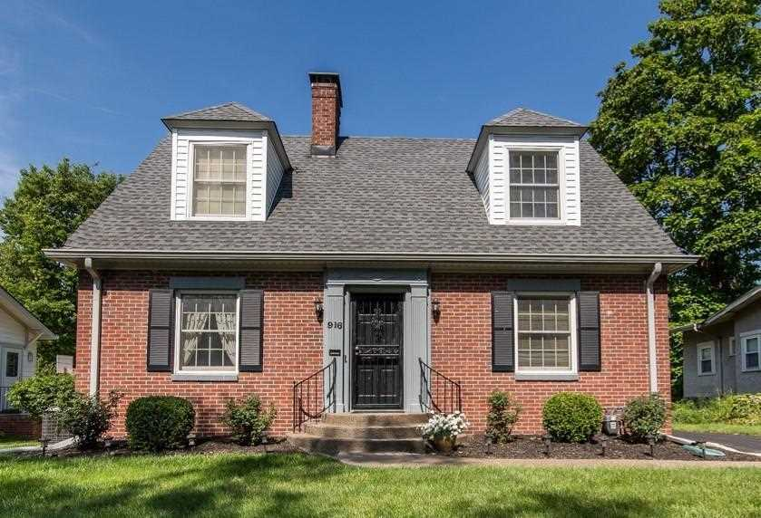 916 Campbell Avenue, Indianapolis, IN - USA (photo 1)