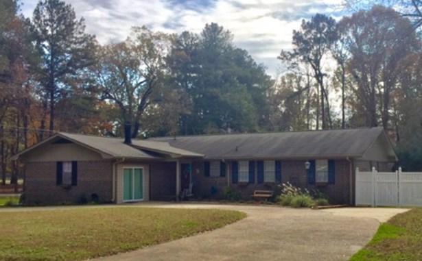 Single Family Detached, Ranch/1 Story - HOKES BLUFF, AL