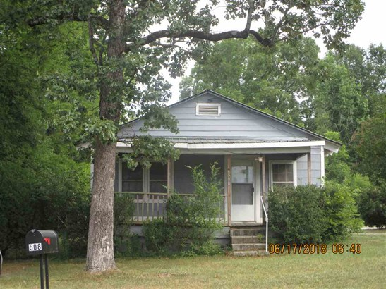 Bungalow/Craftsman, Single Family Detached - ATTALLA, AL
