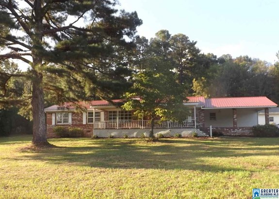 Single Family - CEDAR BLUFF, AL (photo 1)