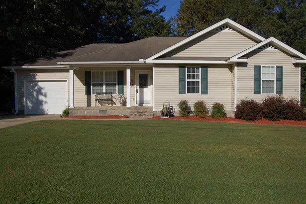Single Family Detached, Ranch/1 Story - SOUTHSIDE, AL