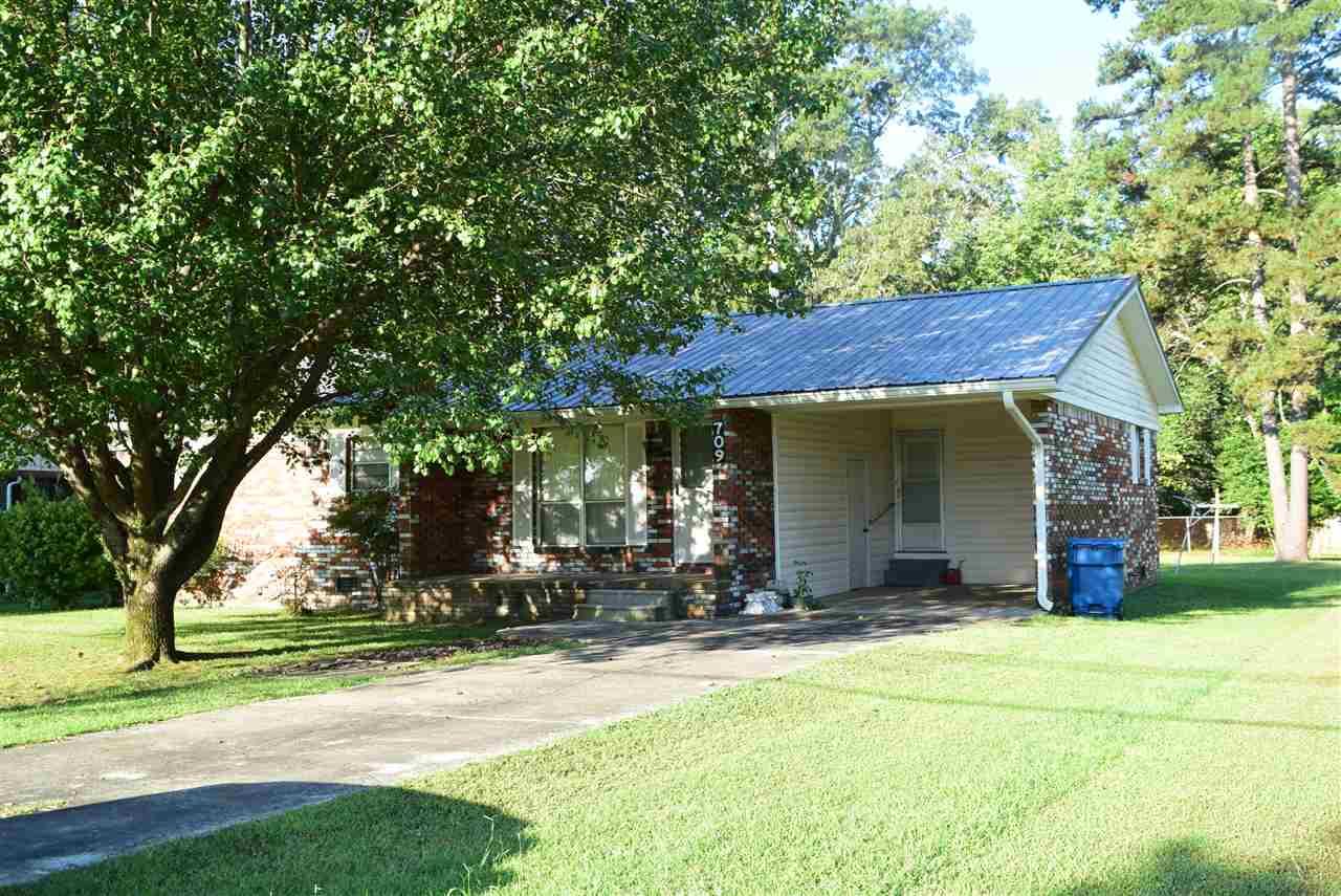 Single Family Detached, Ranch/1 Story - ATTALLA, AL