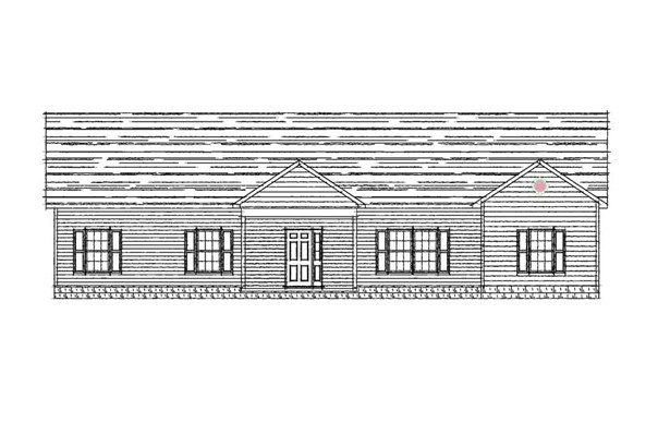 Proposed Detached, Ranch - MOUNT CRAWFORD, VA (photo 1)