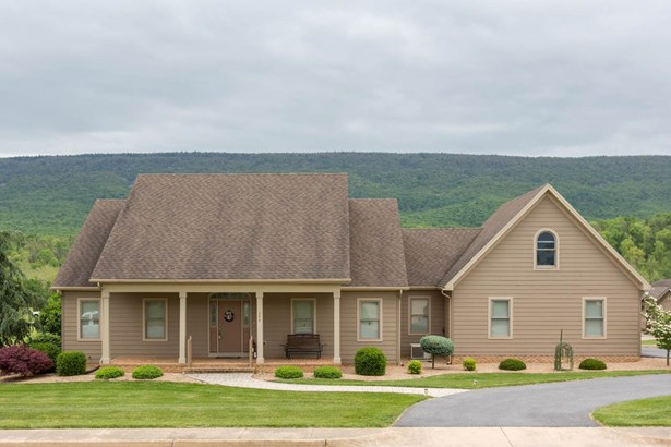Contemporary,Ranch, Detached - NEW MARKET, VA (photo 1)