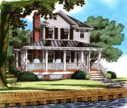 Farm House, Proposed Detached - HARRISONBURG, VA