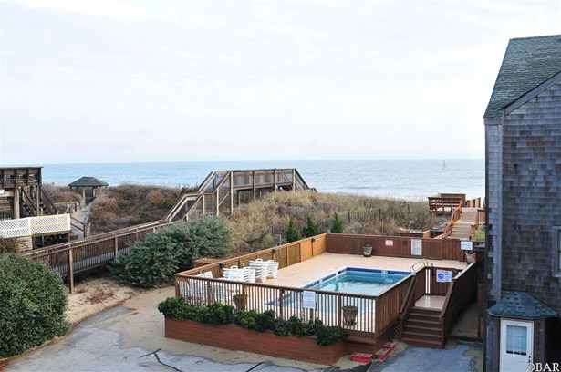 Reverse Floor Plan,Coastal, Condo - Nags Head, NC (photo 3)