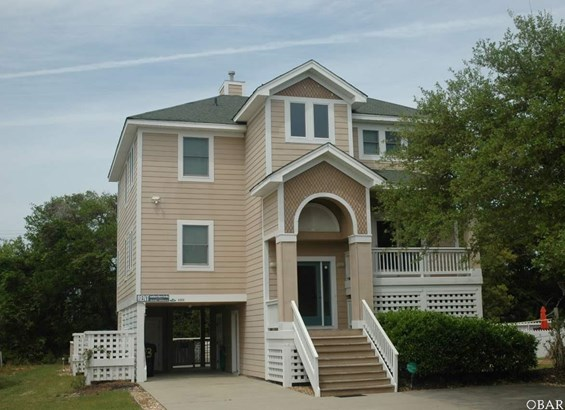 Single Family - Detached, Reverse Floor Plan,Coastal - Duck, NC
