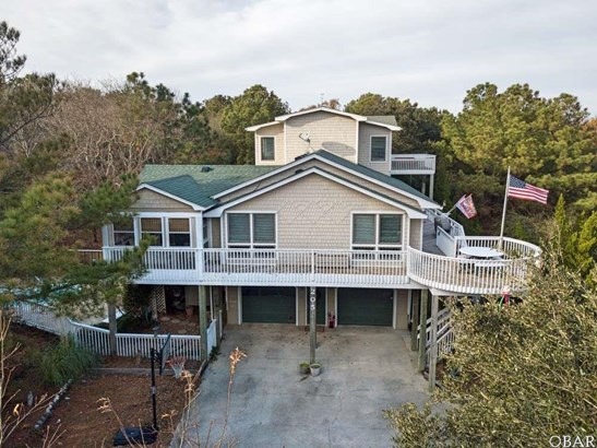 Single Family - Detached, Reverse Floor Plan - Southern Shores, NC (photo 2)