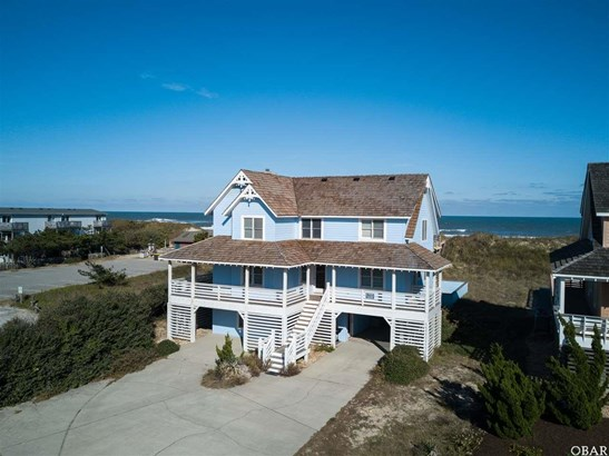 Single Family - Detached - Reverse Floor Plan,Traditional,Low Country,Nags Head,Coastal (photo 1)