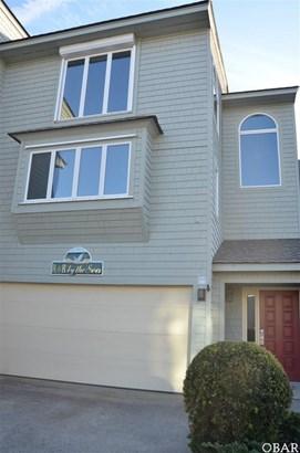 Townhouse/Duplex/Attached, Reverse Floor Plan,Coastal - Corolla, NC (photo 1)