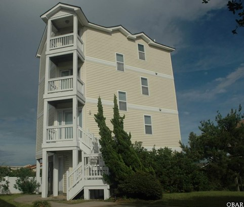Single Family - Detached, Reverse Floor Plan - Kill Devil Hills, NC (photo 1)