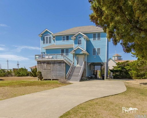 Single Family - Detached, Contemporary,Craftsman,Coastal - Waves, NC