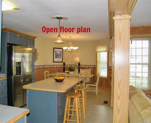 Reverse Floor Plan,Coastal, Condo - Duck, NC (photo 3)