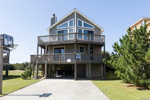 Single Family - Detached, Contemporary,Reverse Floor Plan - Nags Head, NC (photo 1)