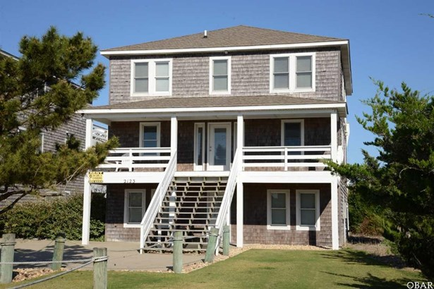 Single Family - Detached, Reverse Floor Plan,Coastal - Nags Head, NC (photo 1)
